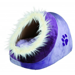 Abri douillet Minou 35x26x41cm mauve/violet - TRIXIE