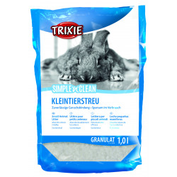 Litière silicate granules simple'n'clean 400g-1l - TRIXIE