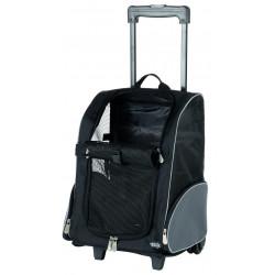 Trolley 36x50x27cm noir/gris - TRIXIE
