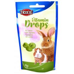 Pastilles de vitamine légumes 75g - TRIXIE