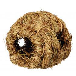 Nid d'herbe pour hamsters ø10cm - TRIXIE