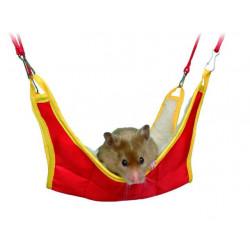Hamac pour souris/hamsters 18x18cm - TRIXIE