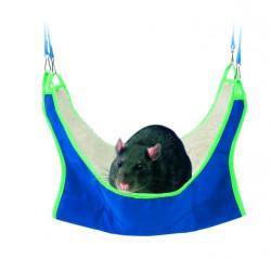 Hamac pour rats/petits rongeurs 30x30cm - TRIXIE