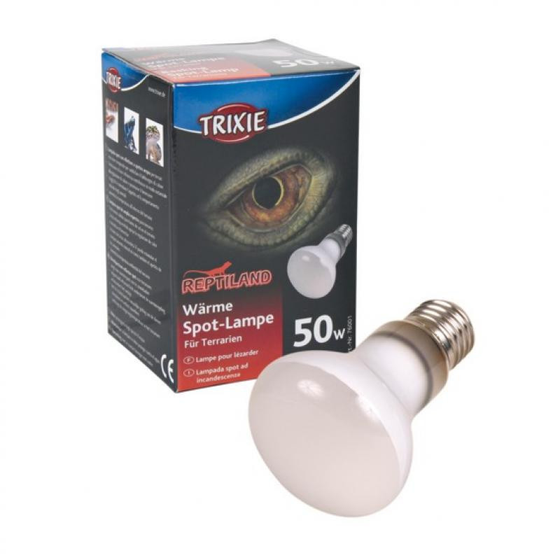 Lampe spot à chaleur ø80x108mm - TRIXIE