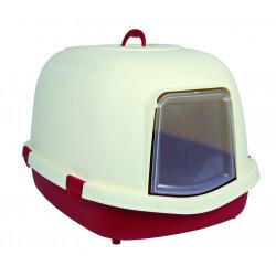 Bac à litière primo XL top avec toit/filtre/filt - TRIXIE