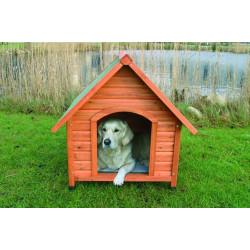 Niche natura pour chiens avec pignon L: 96x105x1 - TRIXIE