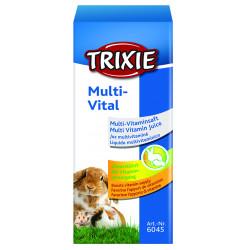 Multi-vital pour rongeurs 50ml - TRIXIE