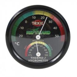 Thermomètre/hygromètre analogique ø7.5cm - TRIXIE