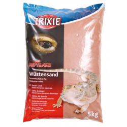 Sable du désert pour terrariums 5kg rouge - TRIXIE