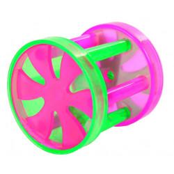 Balles et rouleaux avec cloche x60 ø4.5cm - TRIXIE