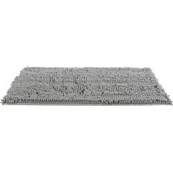 Tapis absorbant anti-saletés 60x50cm gris - TRIXIE