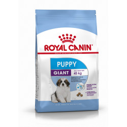 Puppy giant size health nutrition 15kg - ROYAL CANIN