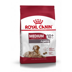 Medium ageing 10+ size health nutrition 3kg - ROYAL CANIN