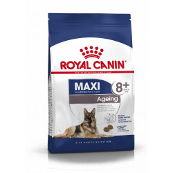 Maxi ageing 8+ size health nutrition 15kg - ROYAL CANIN