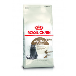 Ageing sterilised12+ féline health nutrition 4kg - ROYAL CANIN