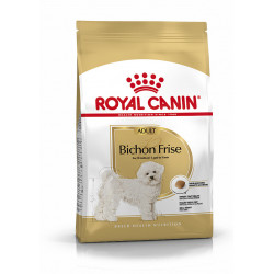 Bichon Frise Adult breed health nutrition 1.5kg - ROYAL CANIN