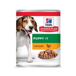 Puppy boite pour chiot poulet 370G - HILL'S