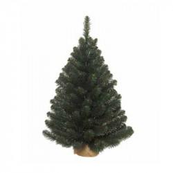 Sapin de Noël Alpine 65 branches Ø51- H60 vert - TRIUMPH TREE