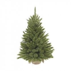 Sapin de Noël Forest givré 64 branches ø46-H60 v - TRIUMPH TREE