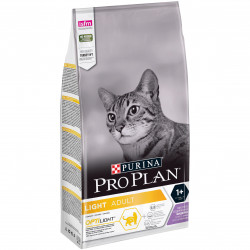 Croquettes chats-light adult dinde 1.5kg - PURINA