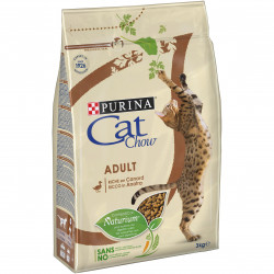 Croquettes chats-adult canard 3kg - PURINA
