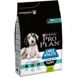 Croquettes athle. puppy sensitive agneau 3kg - PURINA