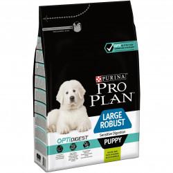 Croquettes robust puppy sensitive agneau 3kg - PURINA
