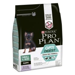 Croquettes small puppy grain free dinde 2.5kg - PURINA