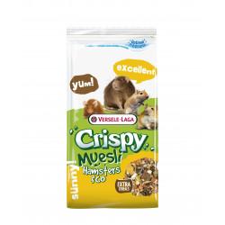 Crispy Muesli Hamsters & Co 2.75Kg - VERSELE LAGA