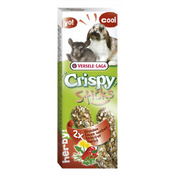 STICKS LAPIN/CHINCHILLA FINE HERBE