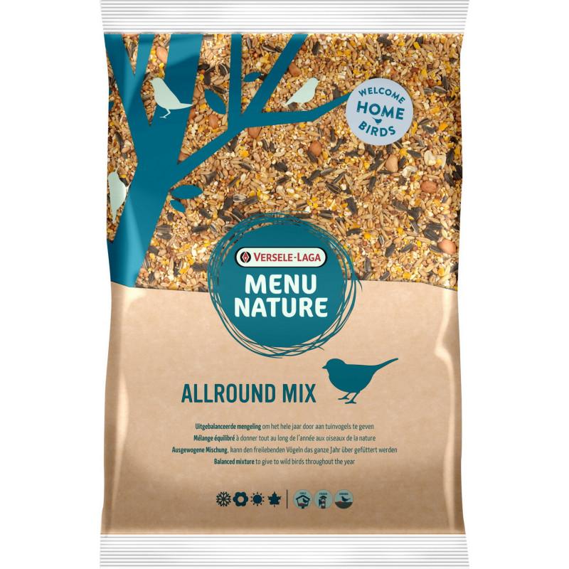 Allround Mix Menu Nature 5Kg - VERSELE LAGA