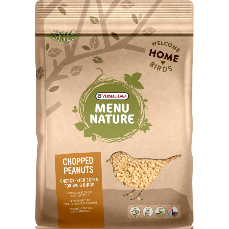 Chopped Peanuts Menu Nature 1Kg - VERSELE LAGA