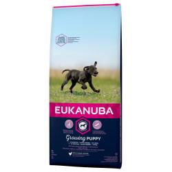 Croquettes Chiot grande race 1-12 mois 12kg  - EUKANUBA