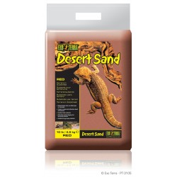 Sable du désert - Rouge - Exo Terra 4,5kg