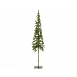 Sapin artificiel Alpine sur pied 120cm vert - EVERLANDS