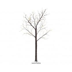 Arbre enneigé lumineux 180cm  - LUMINEO