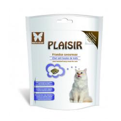 Friandise plaisir chat antiboule 50G  - PLAISIR