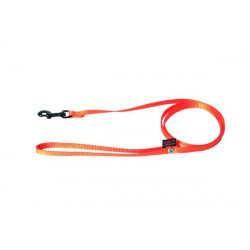 Laisse nylon confort 10mm-120 Orange - MARTIN SELLIER