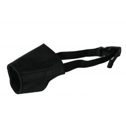 Muselière nylon T5-XL Noir - MARTIN SELLIER