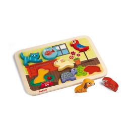 Chunky puzzle animo - JANOD