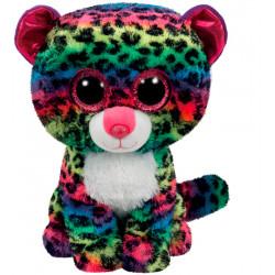 Peluche Beanie boo's M - Dotty le léopard - TY