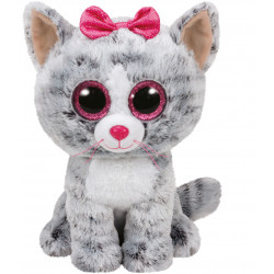 Peluche Beanie boo's S - Kiki le chat - TY