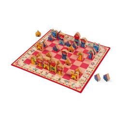 Jeu d'échecs carrousel - JANOD