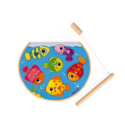 Puzzle Speedy fish - JANOD