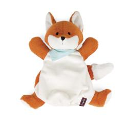 Les amis - Paprika renard doudou marionnette - KALOO