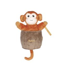 Kachoo - Marionnette cache-cache singe Jack - KALOO