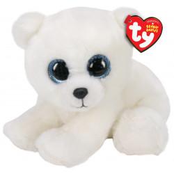 Beanie babies S - Ari l'ourse polaire - TY