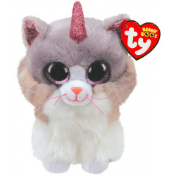 Beanie boo's M - Asher le chat licorne - TY