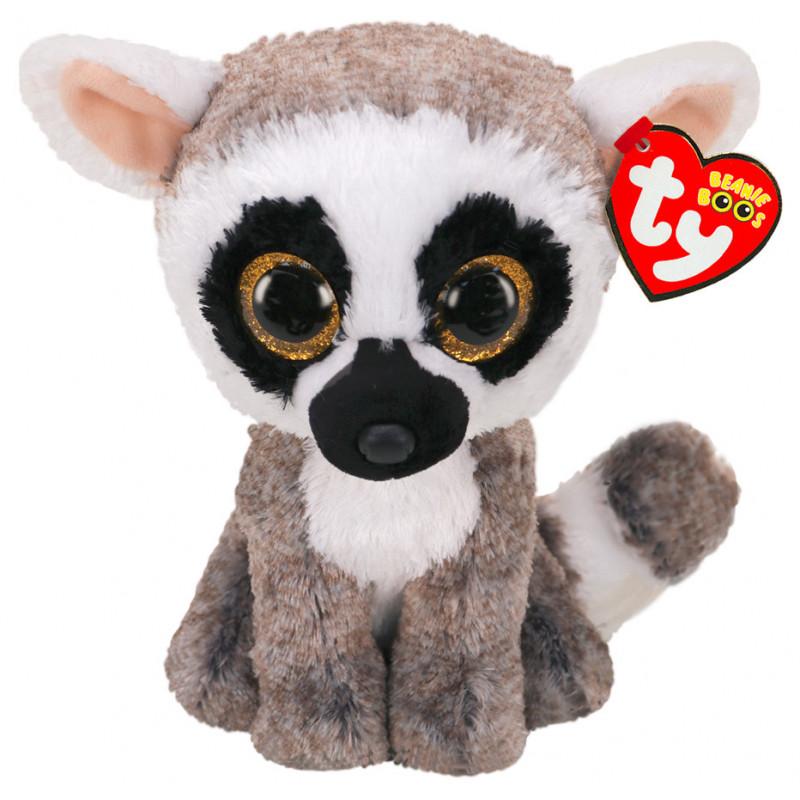 Beanie boo's M - Linus le lemurien - TY