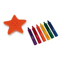 Coloriage pour le bain  - JANOD